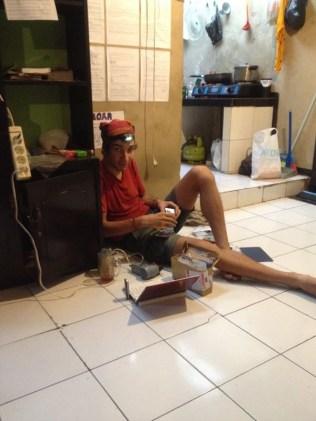 Timur fixing electroics