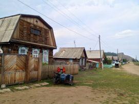 arrival in Baikalskoie