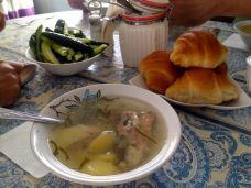 Omul fish soup