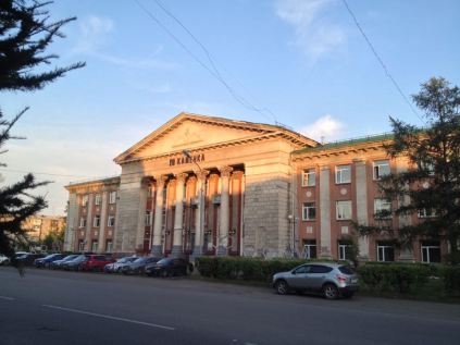 Kamenka the cultural centre