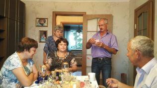 Nastya's Dad's birthday