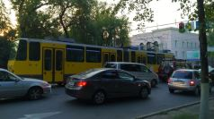 the Berlin trams found their way here!