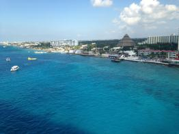 Leaving Cozumel. Can I stay...forever?