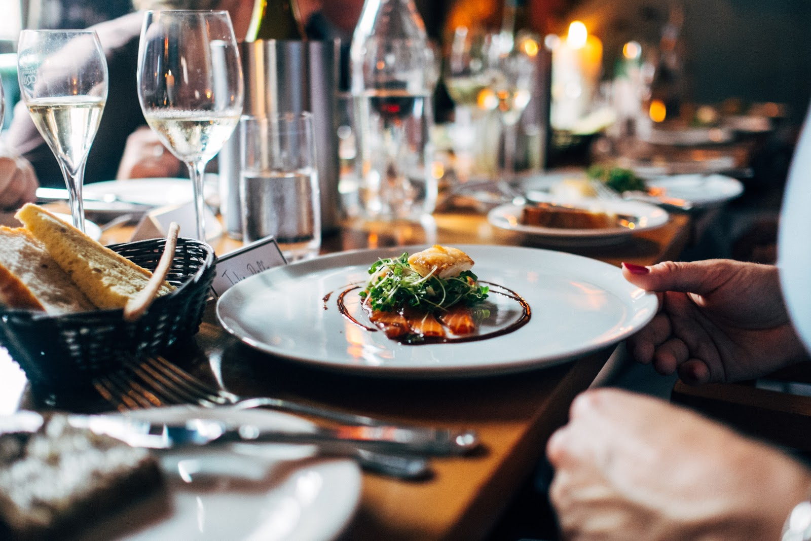 Fine Dining Unsplash 1