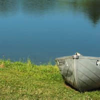 Getting into the boat with Jesus does not mean you trust Him
