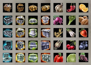 Guild Wars 2: Item icons