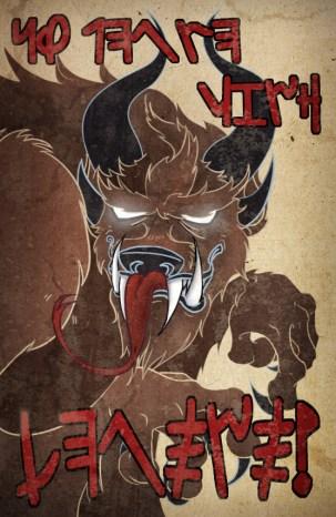 Guild Wars 2: propaganda poster