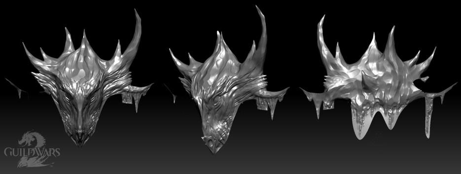 Guild Wars 2: Svanir Ice Dragon