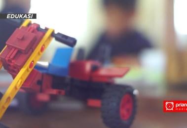 SD Labschool UPI Kenalkan Robotik Sejak Dini