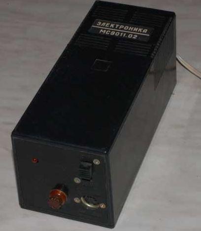 Электроника МС 9011.02 - блок питания стабилизированного напряжения
