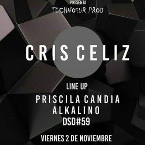 2 nov Priscila Candia - DJ