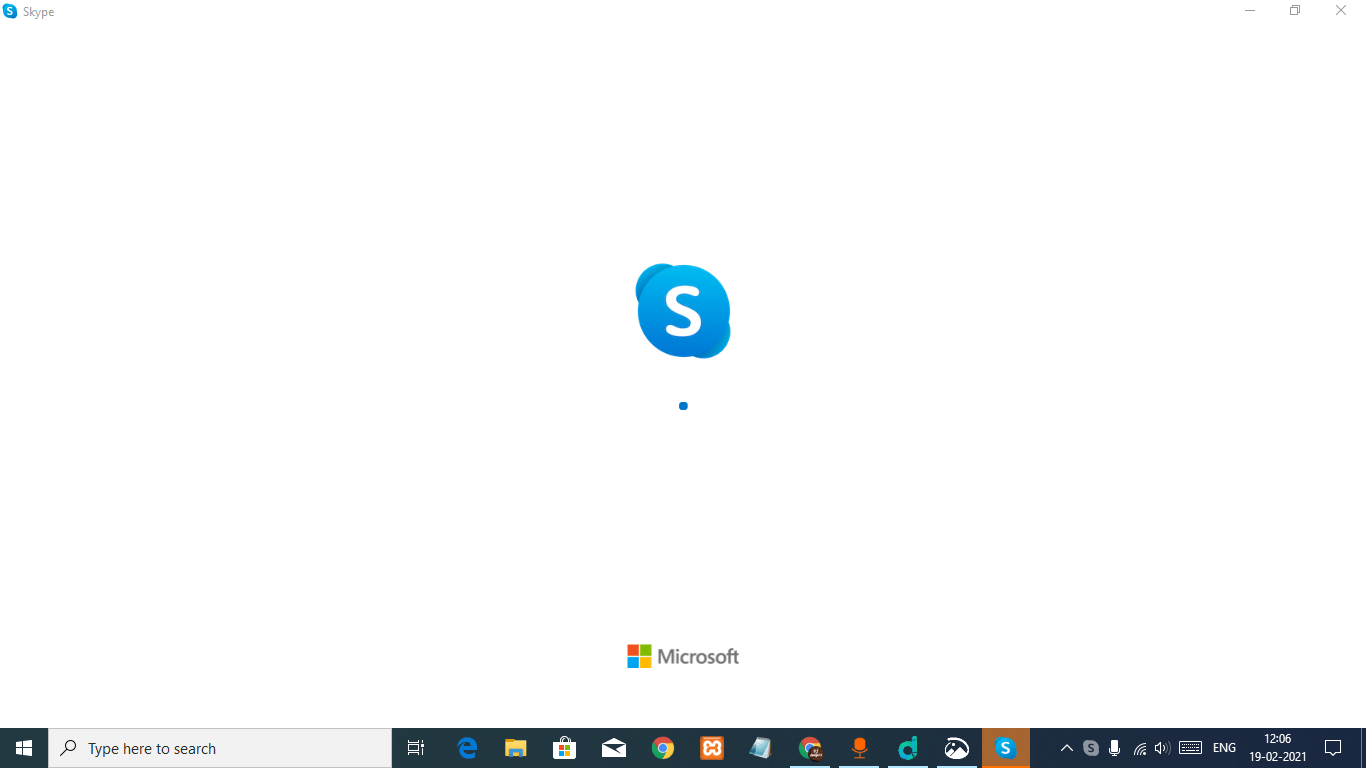 how to delete skype account from computer