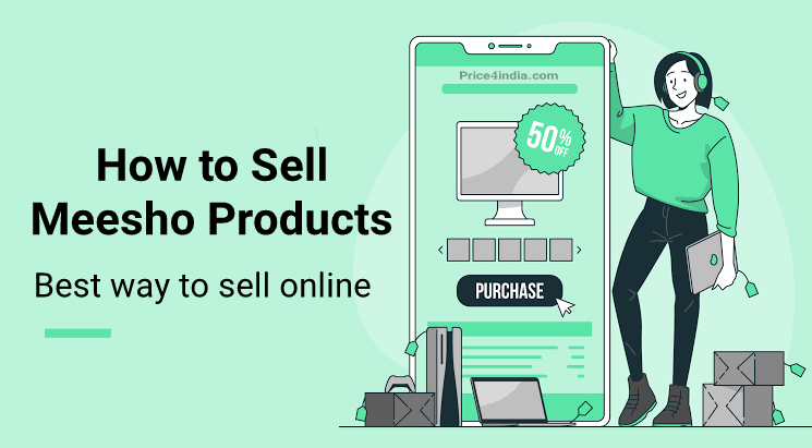 How to Sell Meesho products, Sell Online Items from Reseller Apps