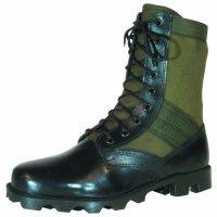 მამაკაცის სამხედრო ფეხსაცმელი
