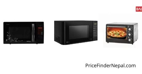 microwave oven price in nepal 2021
