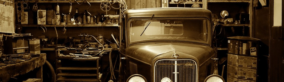 Organize your garage in a such a way to make a car fit