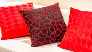 Pillows are great home decoration.