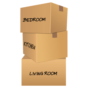 Ask your movers to help you with it