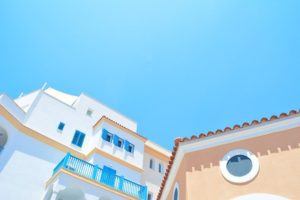 Blue sky, buildings - If you want to take care of your new residence, then you could use some of these external maintenance tips for your Florida beach house.