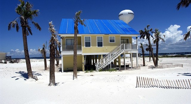 Beach house - Use some External maintenance tips for your Florida beach house.