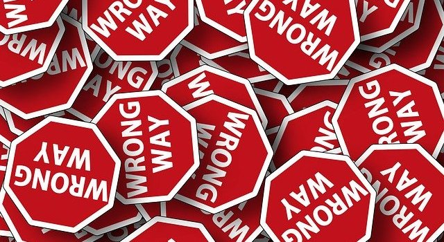 Attention sign - Common mistakes to avoid when buying an apartment