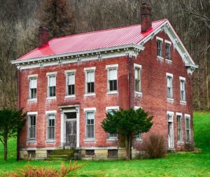 An old home in Virginia.