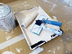 Painting material you will use to paint a house in NJ