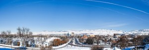 Boise Idaho.