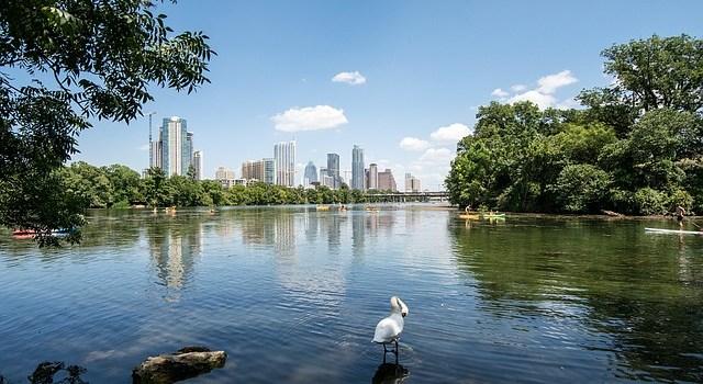 Austin Texas Lake - Moving out of Austin