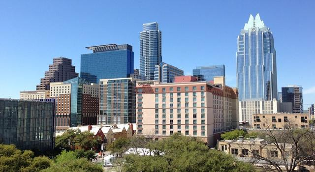 Best neigborhoods in Austin from afar.