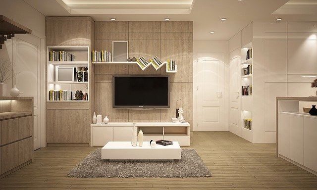 A meticulously organized room can be filled, yet empty.