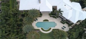 A swimming pool as one of the solutions if you want to renovate your Florida vacation home.