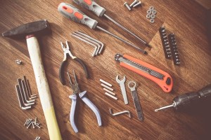 Tools - Grab them, and learn how to decorate your new Falls Church home before you move.