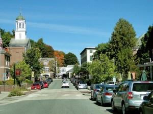 Street in NH.