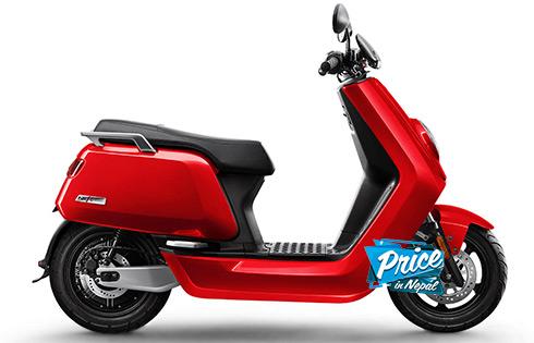 Niu Electric Scooter Price Nepal 2018