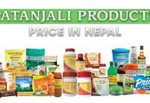 Patanjali-Products-Price-Nepal