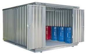 Steel Shipping Container