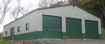 Calculating Pricing on Steel Buildings