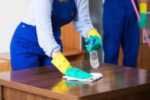 Janitorial Service For Office