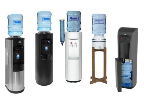 Water Cooler Types
