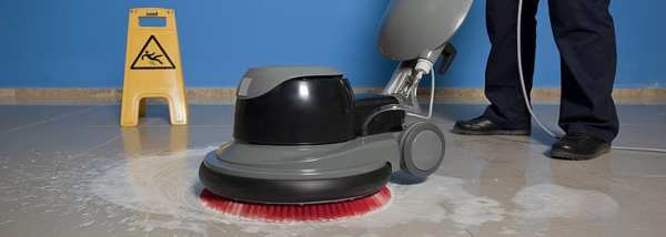 Janitorial Commercial-Cleaning