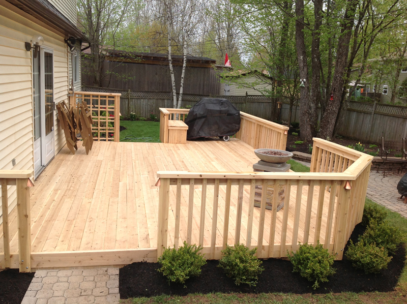 Decks & Patios - Price Landscaping Services on Landscaping And Patios  id=19516