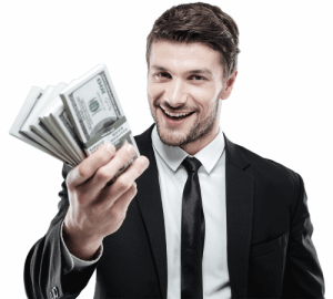 How much money does a bookie make