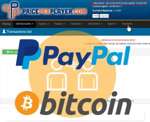 Sportsbook Pay Per head Software Tutorial - Player Payment Transactions