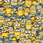 DSP115 - Despicable Me Sea of Minions Wallpaper