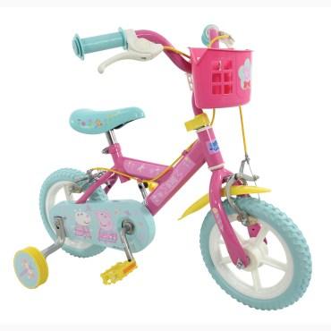 """PPP127 - Peppa Pig 12"""" Bike"""