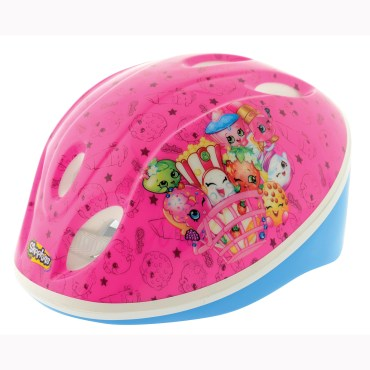 SHK012 - Shopkins Safety Helmet with Collectibles