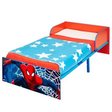 SPI352 - Spiderman Toddler Bed