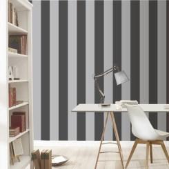 RAS115_Stripe_Wallpaper_Silver_Black_ae2