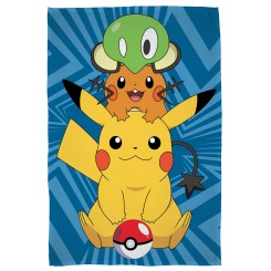 Pokemon Fleece Blanket POK014